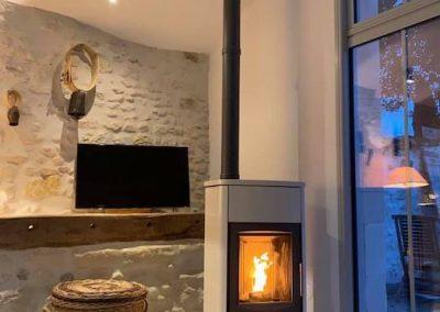 installations clients - les poêles - l'univers du feu